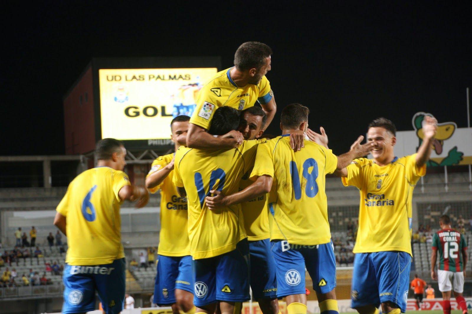 UDLasPalmas Celebracin De La UD 9ine Unin Deportiva Las
