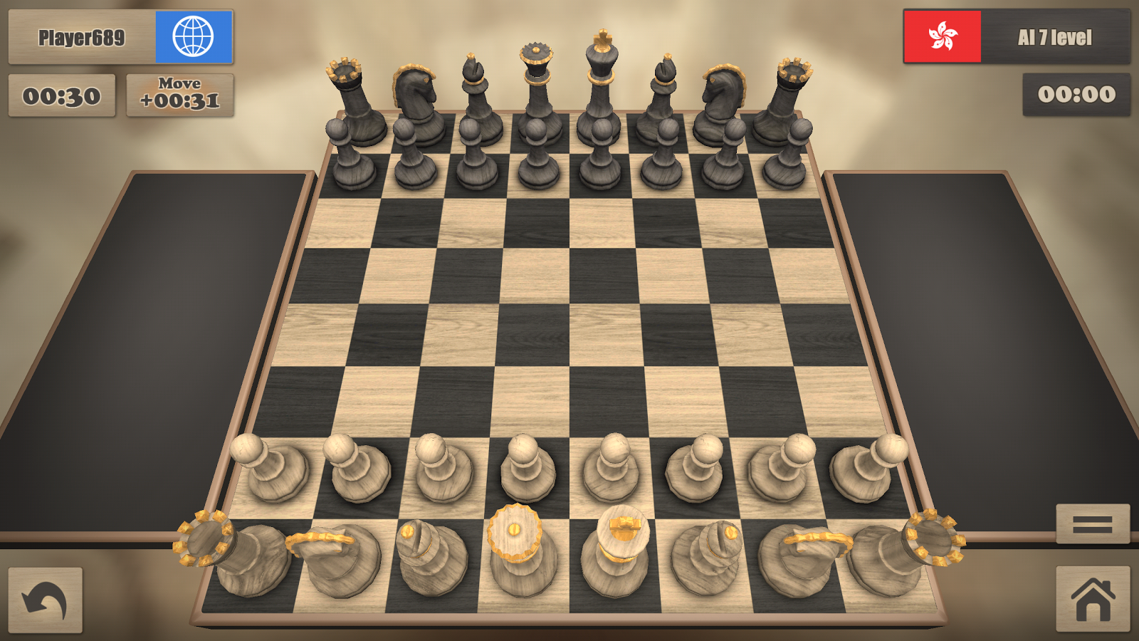 free chess game online against computer