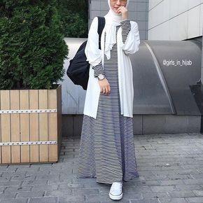 Hijab Syari Casual