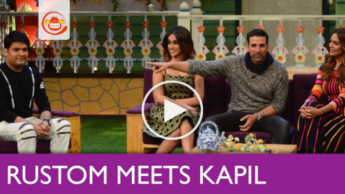 Check out the latest Hindi TV program the Kapil Sharma Comedy Show