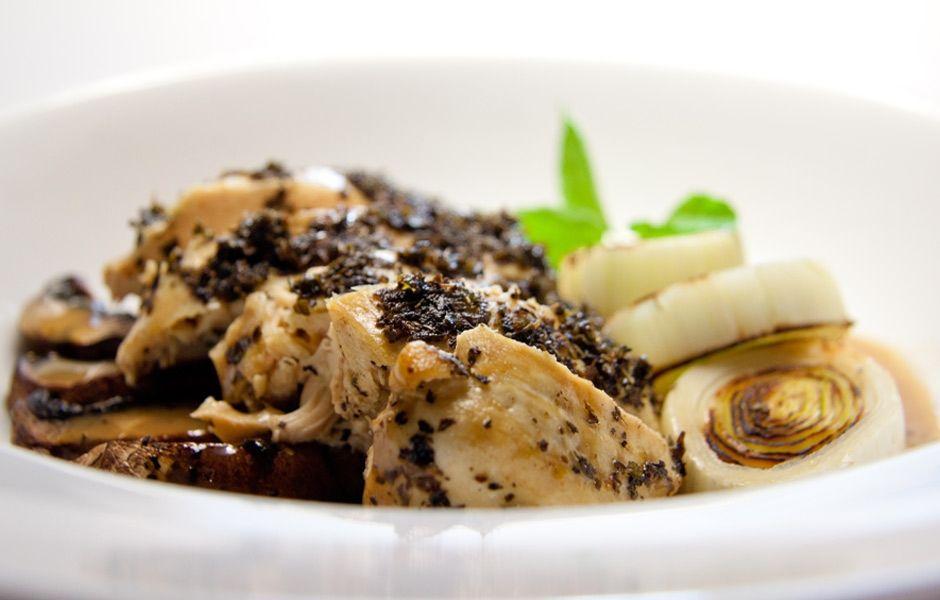 Cocina tu Refri: Pollo en Salsa de Vino Blanco | Gordita | Pinterest ...