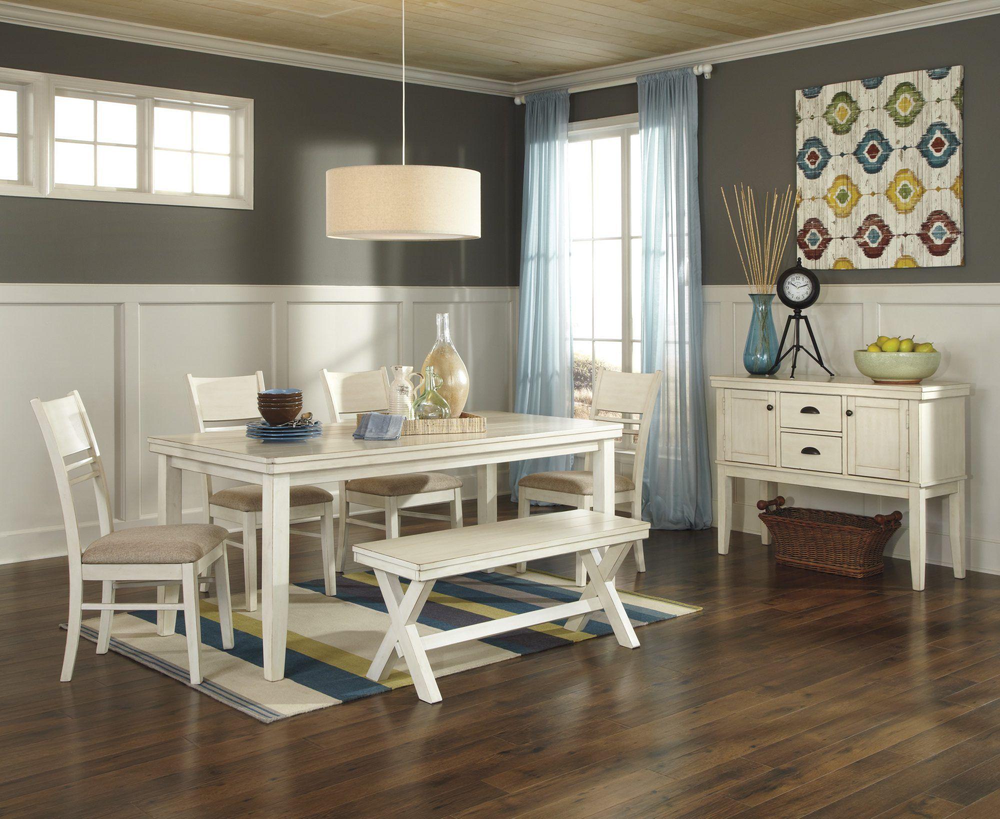 casual dining room window treatments modern interior design ideas ...