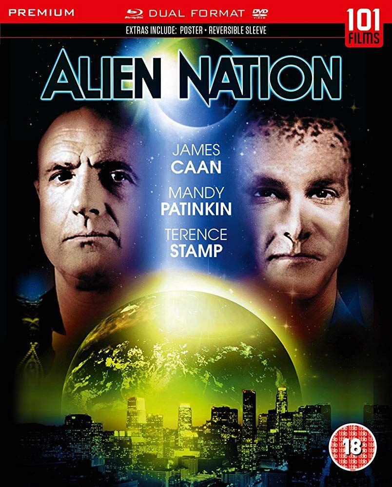 Alien Nation 30 Years Later Sci Fi Alien Sci Fi Movies