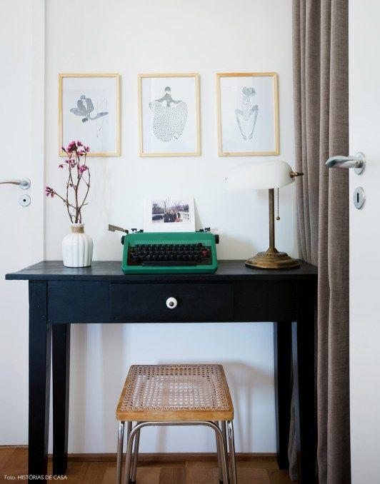 36-decoracao-quarto-entrada-escrivaninha-maquina-de-escrever