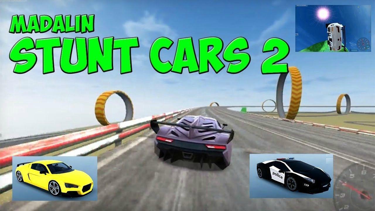 Play madalin stunt cars 2 Stunts, Cars, Racing