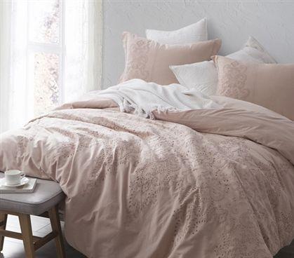 Baroque Stitch Styled Comforter