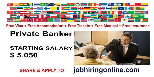 Private 2bbanker Job Job Search Job Opening