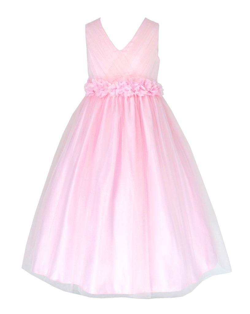 Sommerkleid madchen rosa