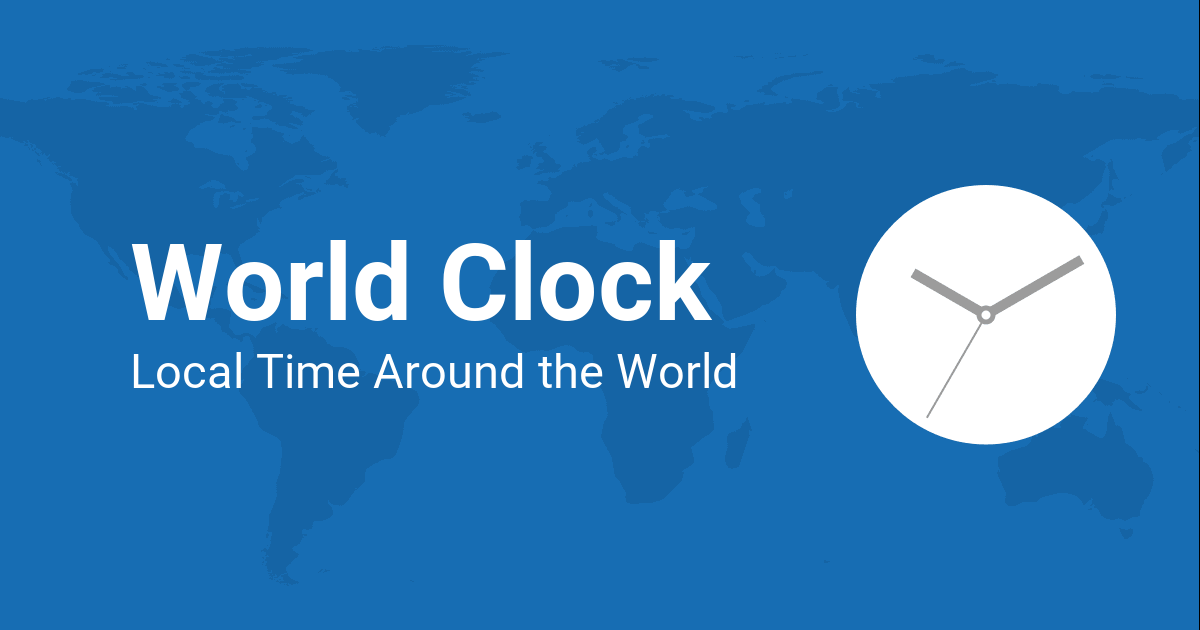 Event Time Announcer Vic Johnson Masterclass World Clock Worlds Of Fun Time Zone Map