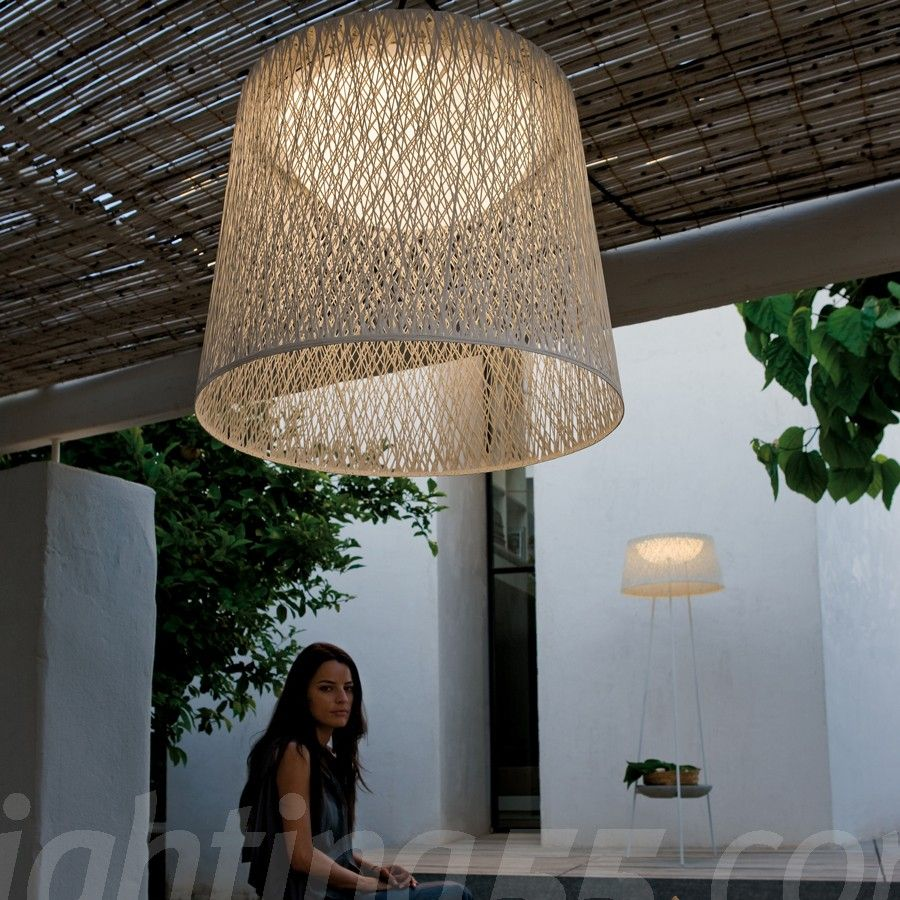 Wind Outdoor Pendant Light #modern #Outdoorlighting #lighting