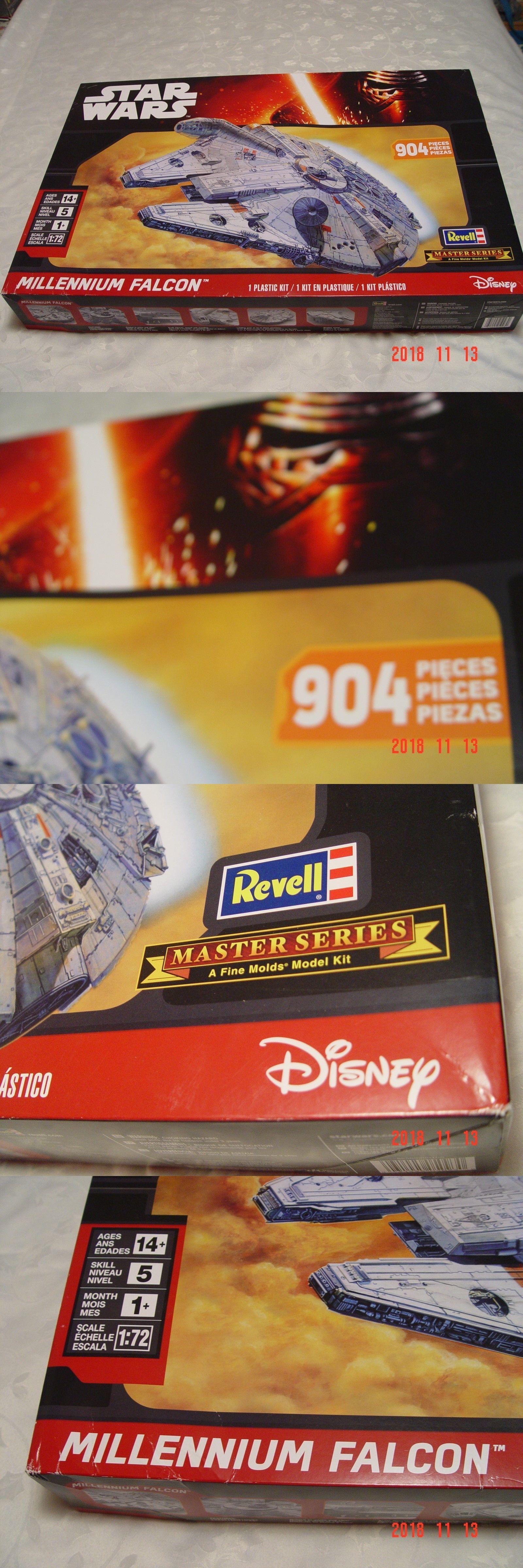Star Wars 49212: 2015 Revell Master Series 1 72 Star Wars
