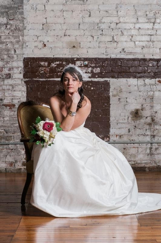 Downtown Raleigh Wedding The Stockroom_0029