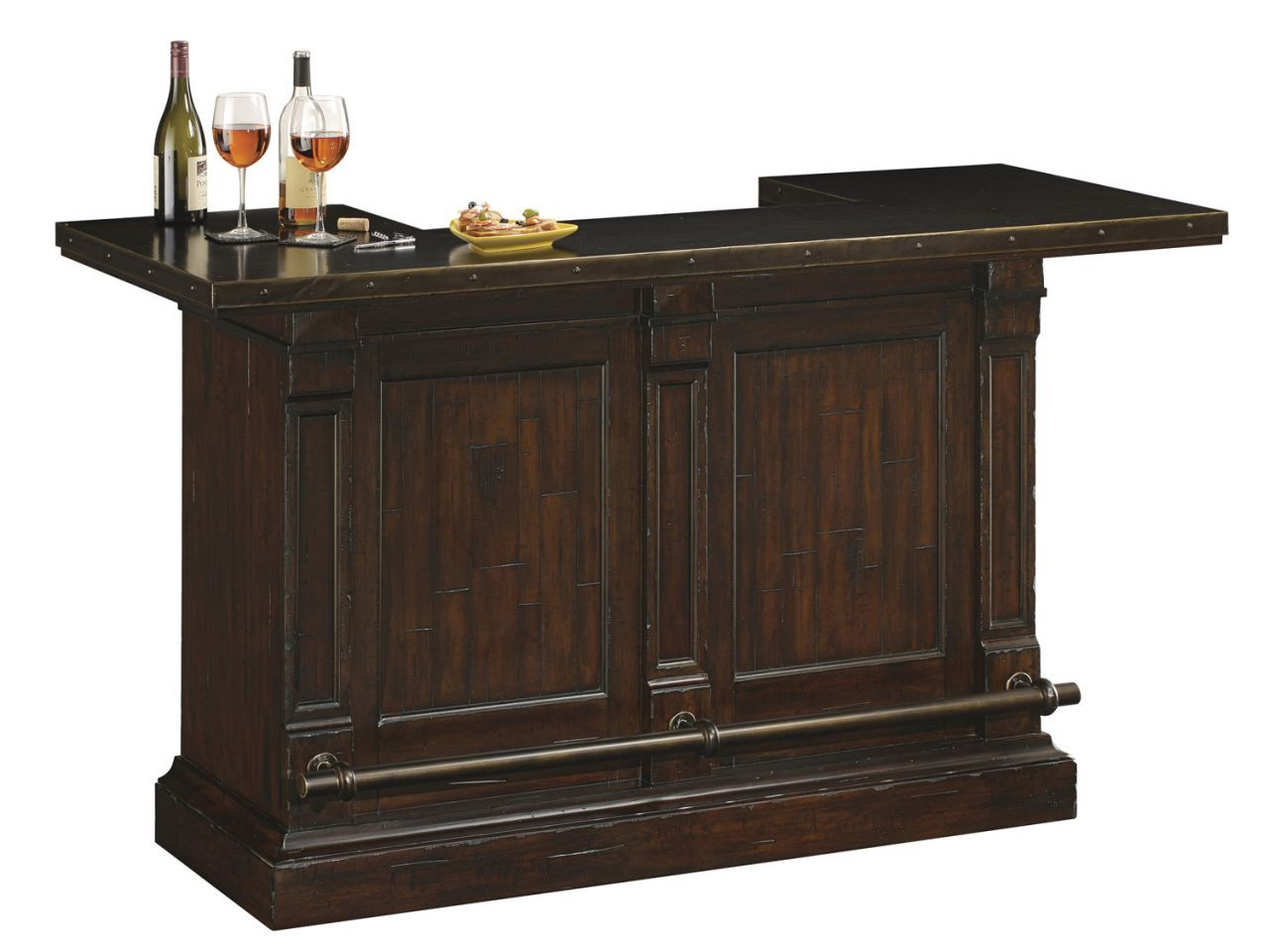 Stand Alone Bar Simple Yet Sophistocated Home Bar Furniture
