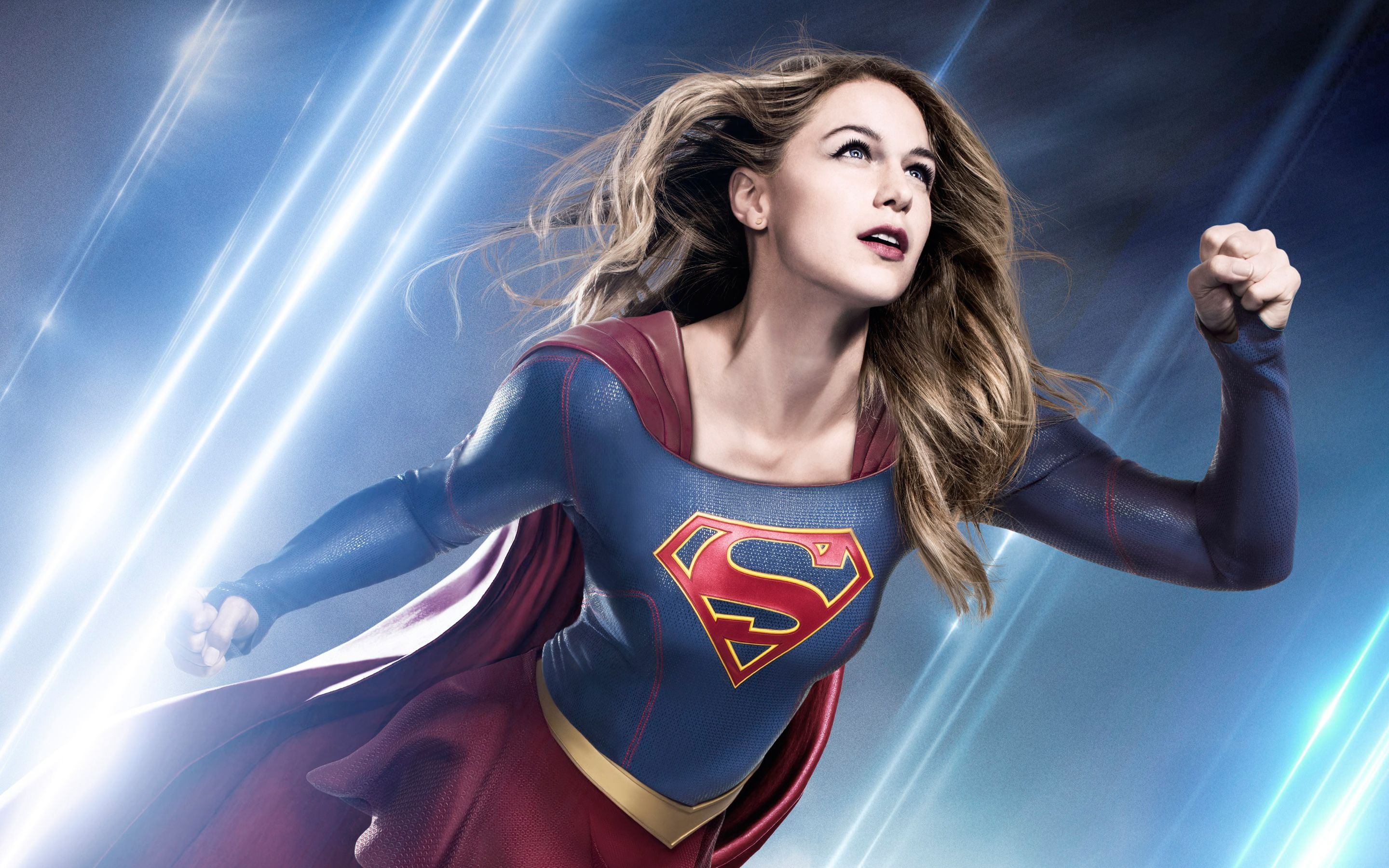 Supergirl Season 3 Hd Wallpaper Supergirl Season Supergirl Tv