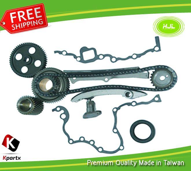 Details About Timing Chain Kit For Mitsubishi Pajero Triton 4m40