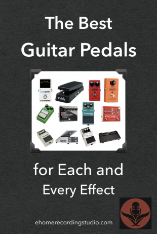 The Best Guitar Pedals for Each and Every Effect