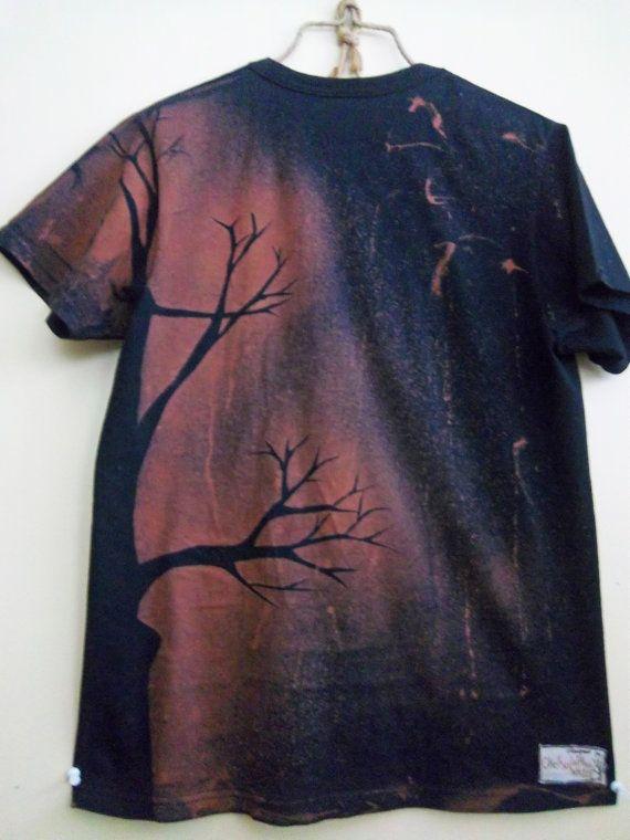 VÝPRODEJ SLEVA  30% z strom v noci černé by ChelseyWithaY a1c457b75b