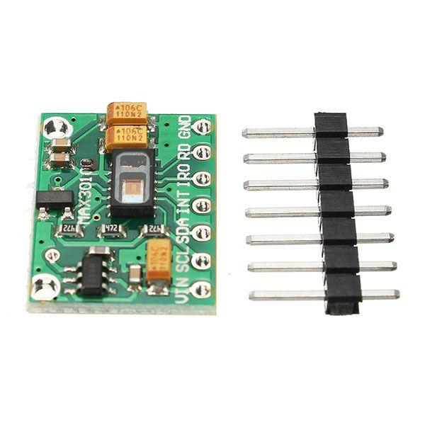 Baja potencia MAX30102 Corazón Tasa de oxígeno Pulse Breakout Sensor