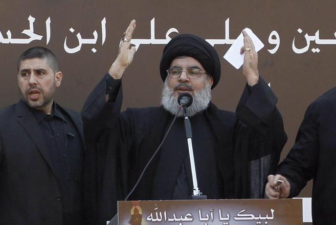 El líder de Hizbulá asegura que 'Asad no caerá ni se hundirá' (ELMUNDO.ES)
