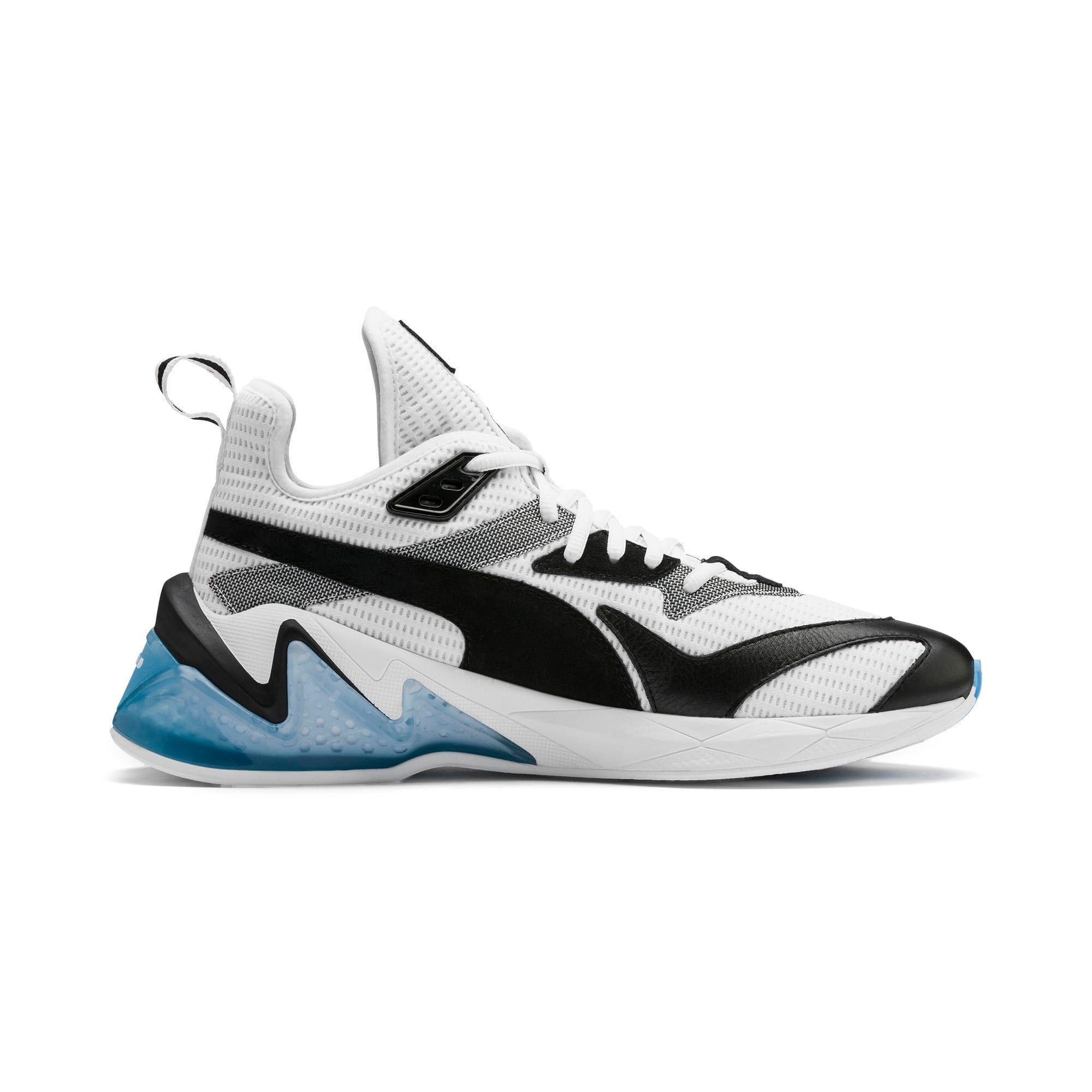 PUMA Chaussure Basket LQDCELL Origin AR pour Homme, Blanc