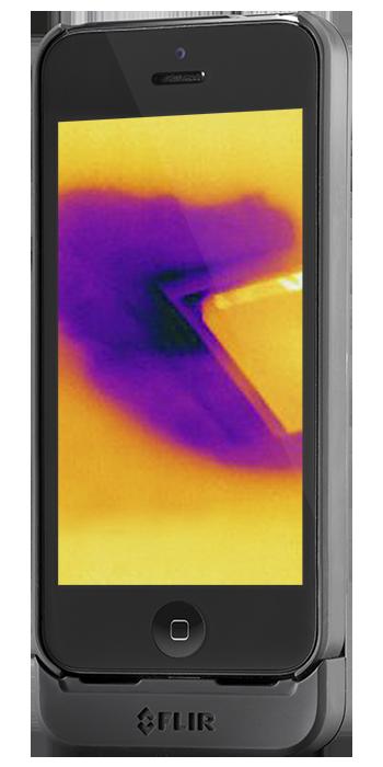 Thermal Imaging iPhone Iphone, Thermal imaging, Multi camera