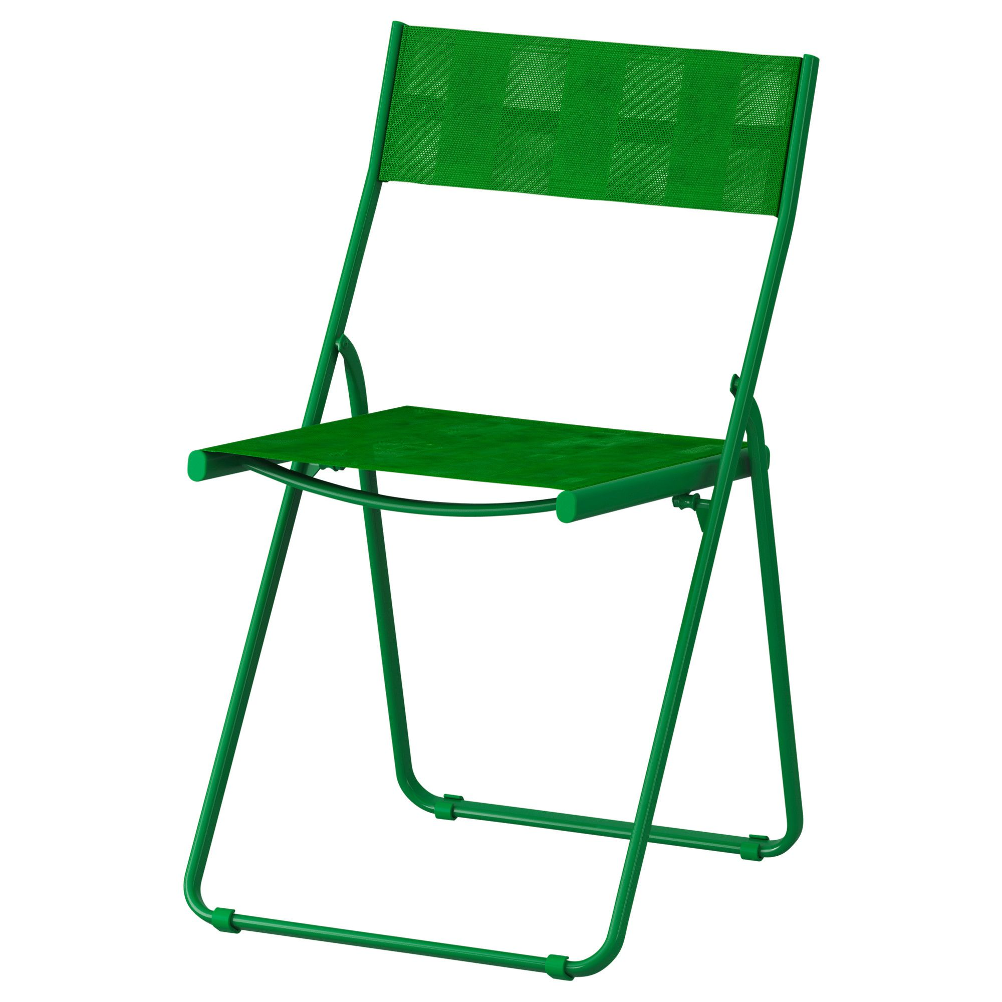 HÄRÖ Folding chair - green - IKEA    To go with the fold down desk