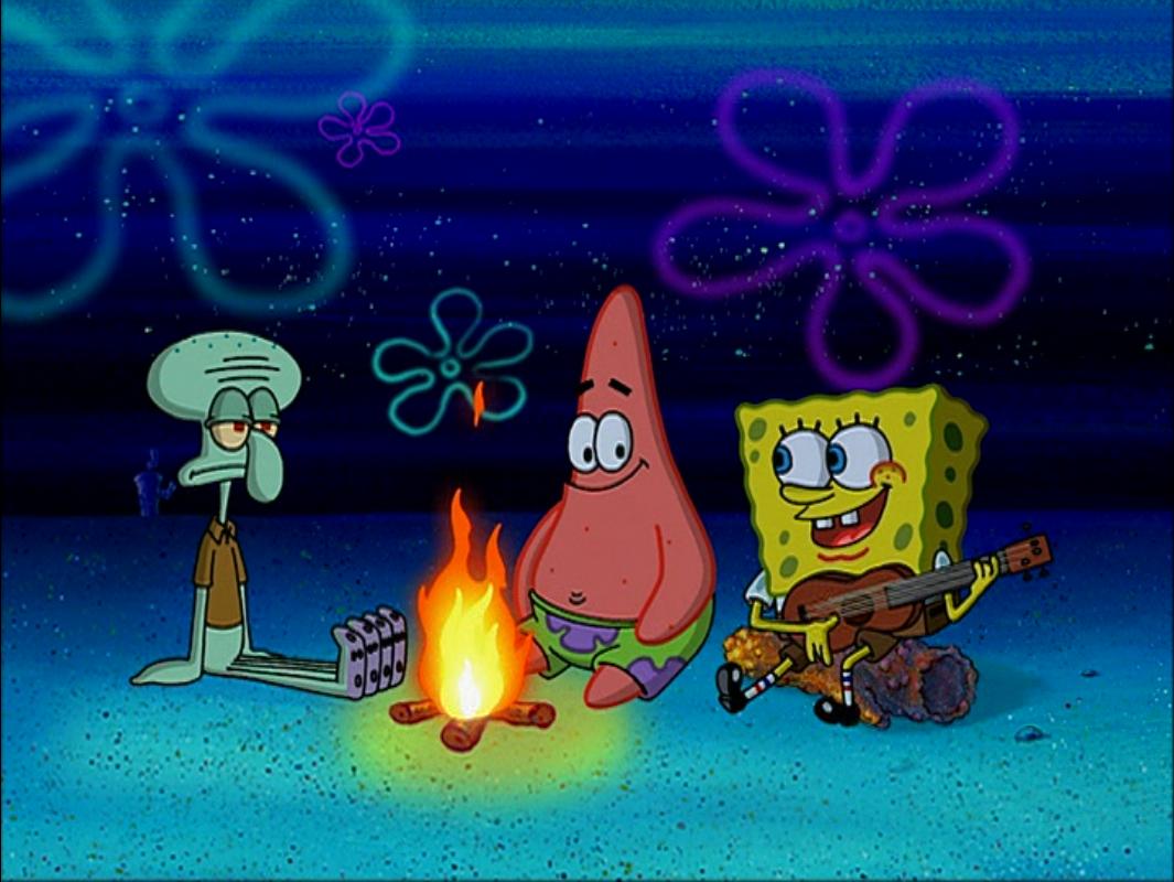Campfire Song Song - Encyclopedia SpongeBobia - Wikia