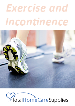 There's no need for any type of incontinence to stop anyone from exercising. Maintaining your health is more important than any worries you may have about any of your fellow athletes discovering you're even occasionally incontinent. But with the right preparation and products, no one need know anyway.
