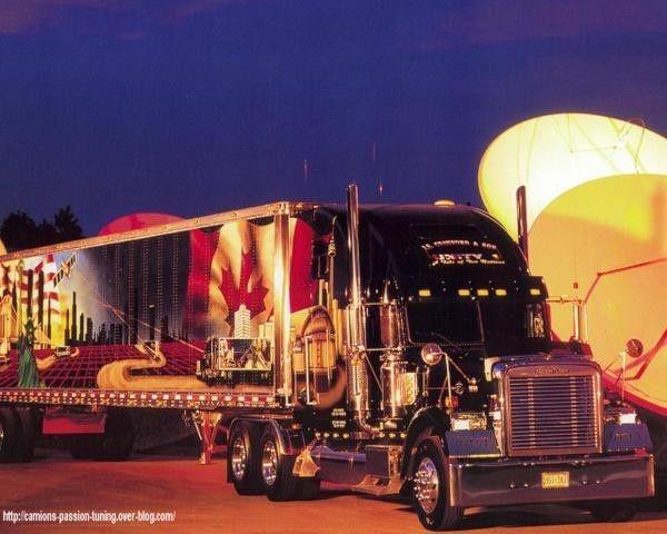 camion américain   Camion, Camion truck, Camionnette