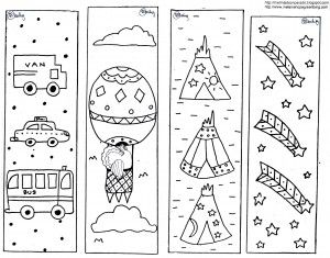 Thankful Cards for Kids to Color | Bookmarks, Thanksgiving and ...