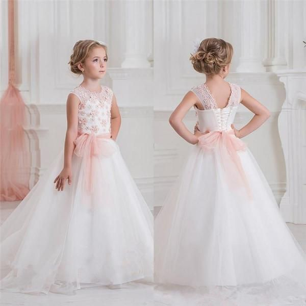 NEW Communion Party Prom Princess Pageant Bridesmaid Wedding Flower ...