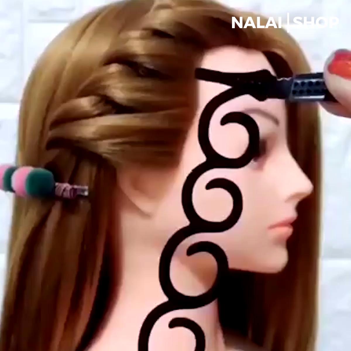 Twist Plait Hair Braiding Hairdressing Tools