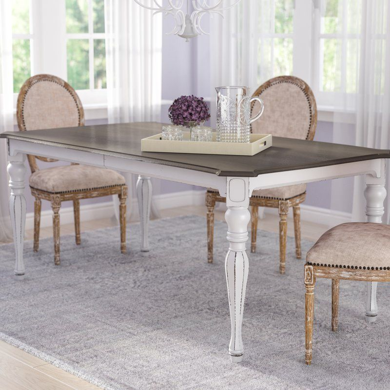 Tiphaine Extendable Dining Table Extendable Dining Table Dining