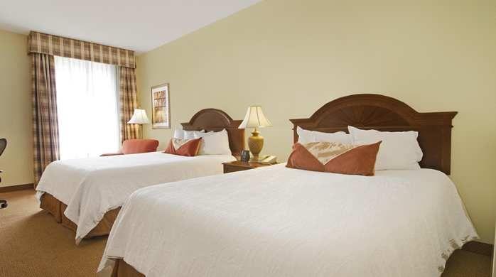 Hilton Garden Inn Knoxville West/Cedar Bluff Hotel, TN   Two Queen Beds  Guest Room