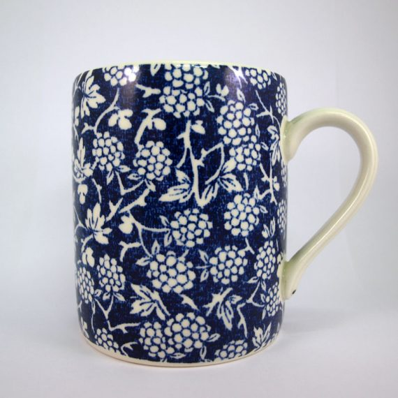 Blackberry Blue Mug #ceramiccafe