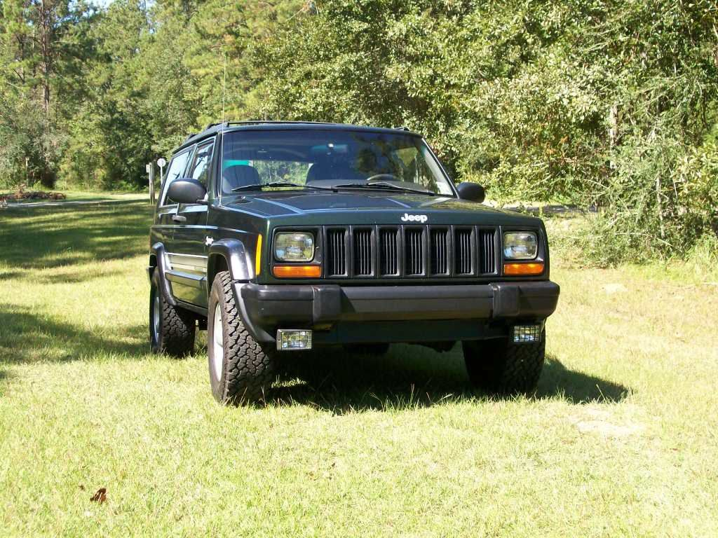 Biggest Tires On A Stock Xj Also What Kind Jeep Cherokee