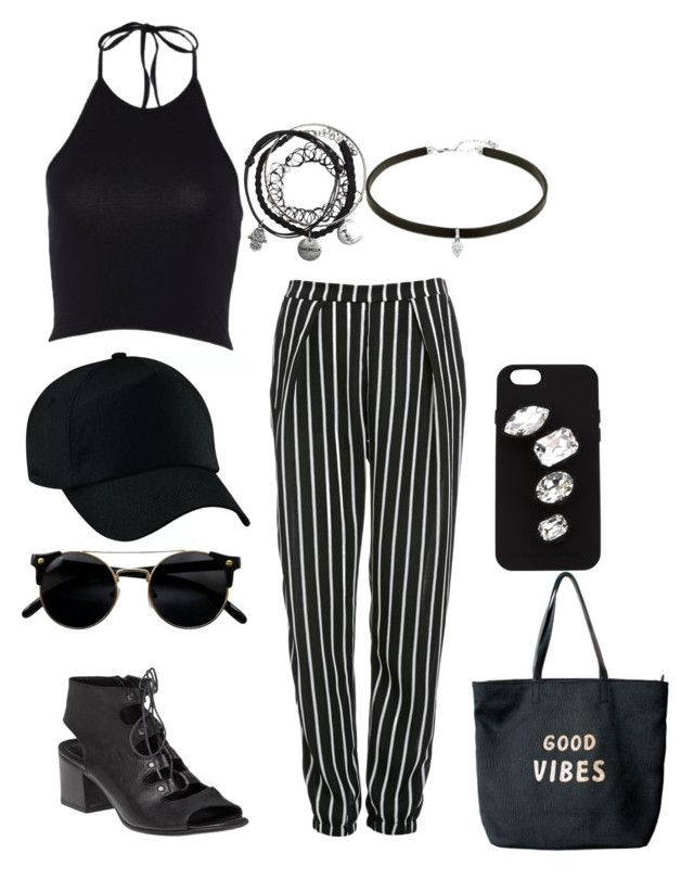"""""""Untitled #113"""" by sarajacob ❤ liked on Polyvore featuring Glamorous, 275 Central, Venus and STELLA McCARTNEY"""