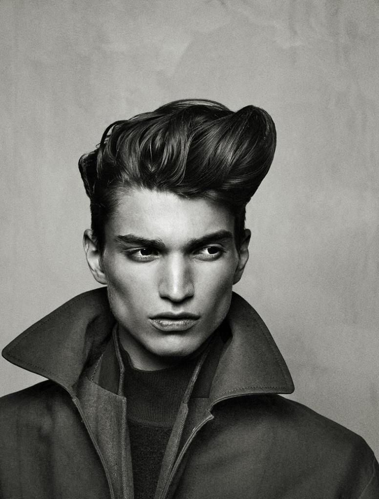 Mens haircuts near me alexander ferrario was captured by photographer pierre dal cors and
