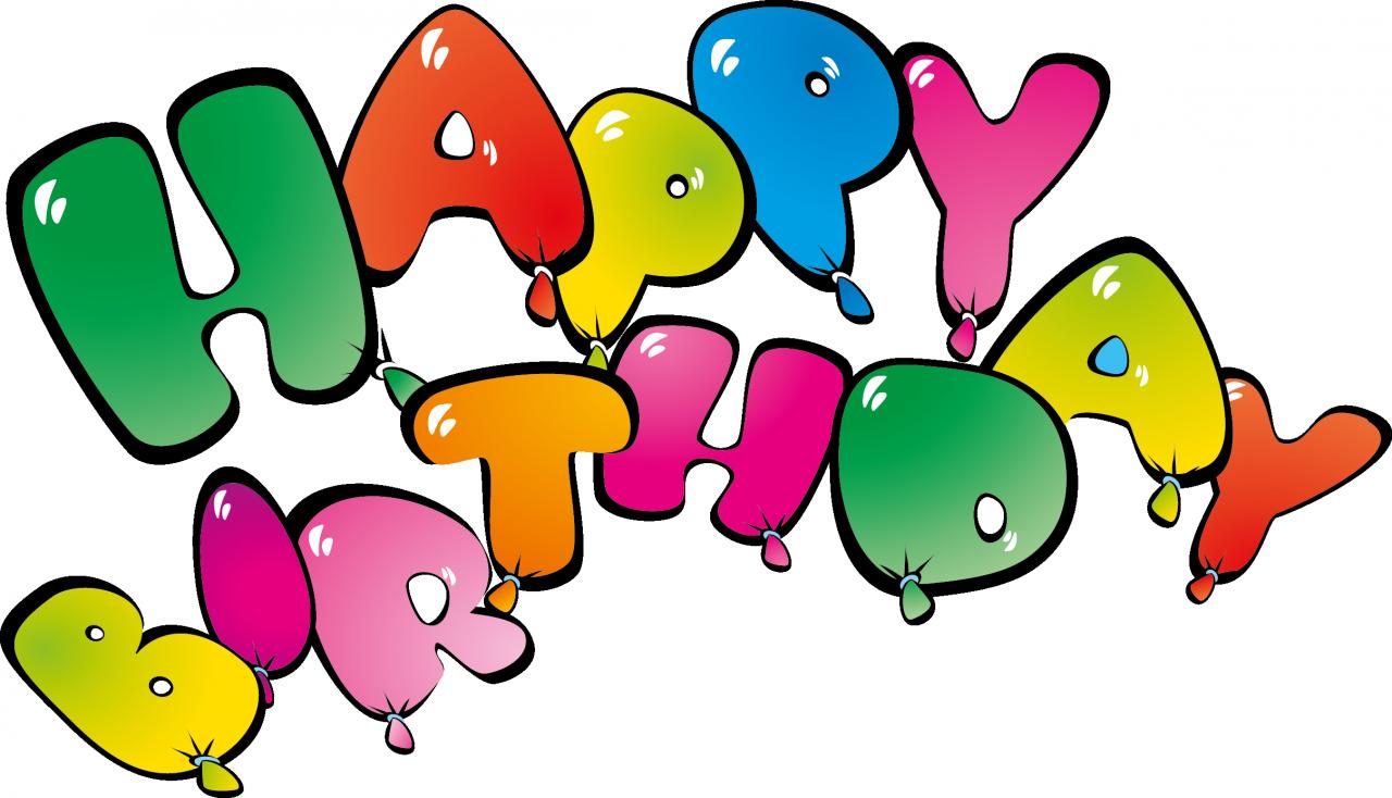 Прозрачные картинки ко дню рождения