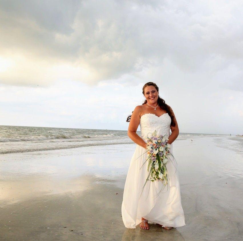 Beach Wedding, Wedding Dresses