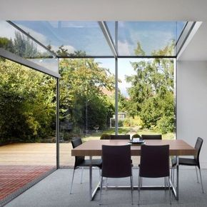 Verre pour vérandas, lanterneaux et fenêtres en 2019 | Veranda, Verre et Piscine et jardin