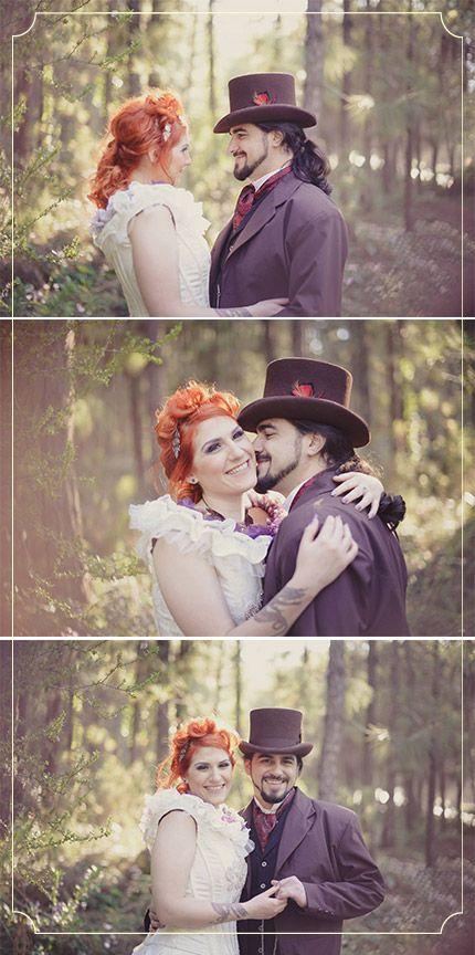 החתונה האורבנית של ענת ויניב, 19.2.14, צילום: מאמא צלמים הפוסט המלא: http://urbanbridesmag.co.il/ #urbanbrides #wedding_blog #geek #chic #steamfunk #alternative #wedding #victorian #gown #suit #dress #cape #hat #puppy #love #cute #hug #kiss #couple #סטימפאנק #גותי #גיק #אלטרנטיבי #טקס #חתונה #חתן #כלה #כובע #שכמיה #שמלה #כלב #אהבה #נשיקה #בלוג #מגזין #כלות_אורבניות