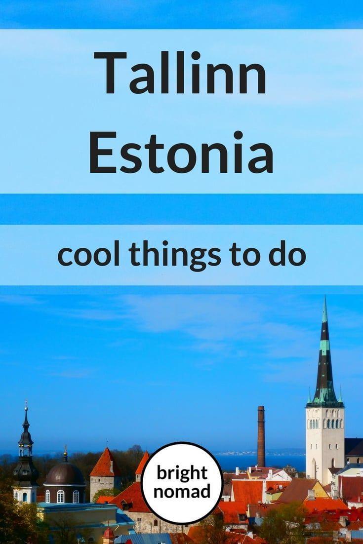 Things To Do in Tallinn, Estonia Travel guide to Tallinn Estonia cool things to do and see - Tallin