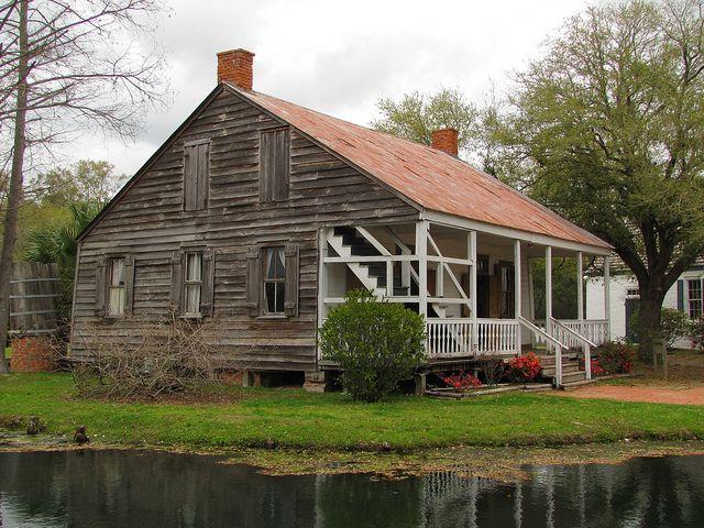 Acadian Village 16 Camp House Cottage House Plans Cajun Cottage