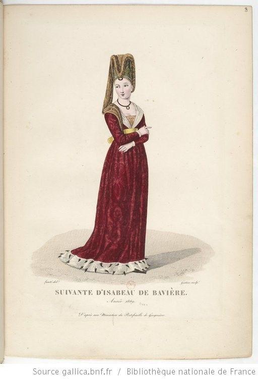 Mode MoyenAge Costume médiéval, Mariage moyen âge et