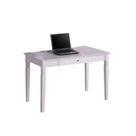 Found It At Wayfair Elegant Writing Desk In White White Desk