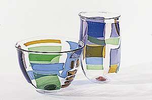 """Kombo Bowl & Vase"" by Harry Stuart"
