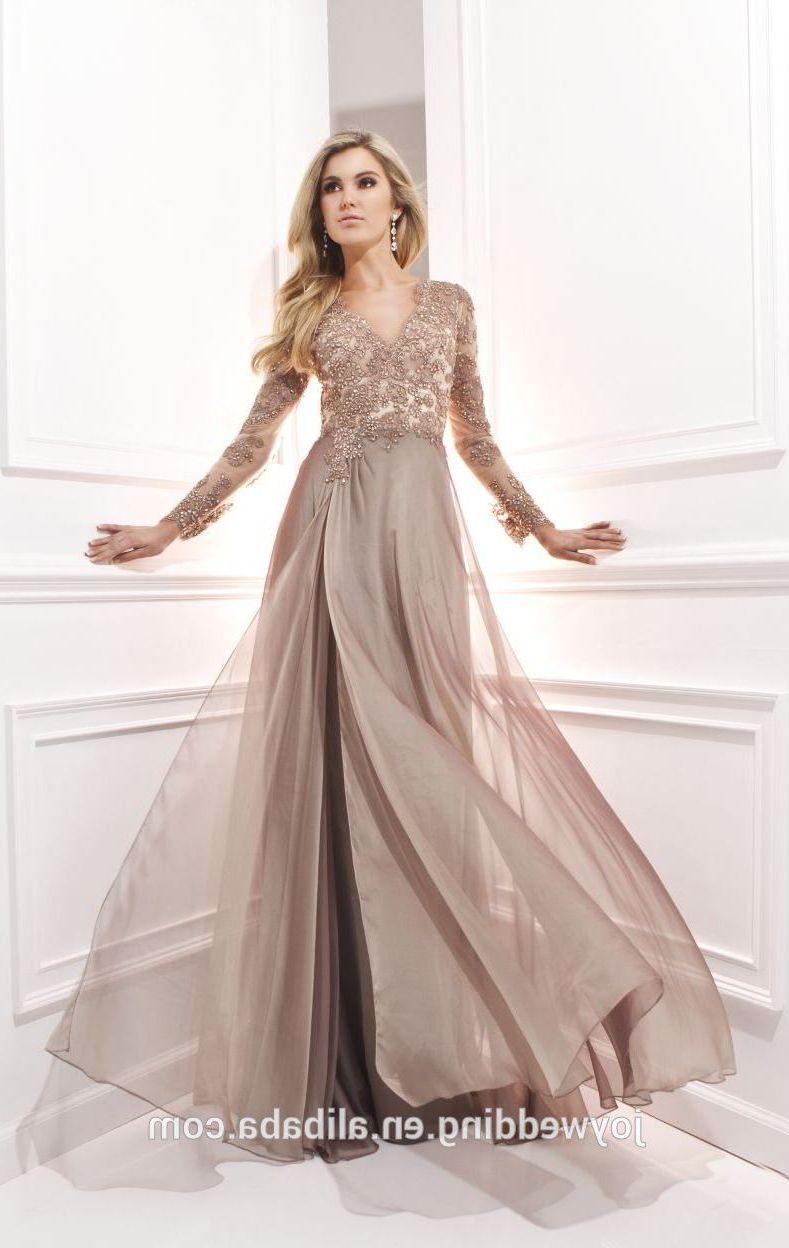 Long sleeve prom dresses maxi elegant dresses pinterest prom