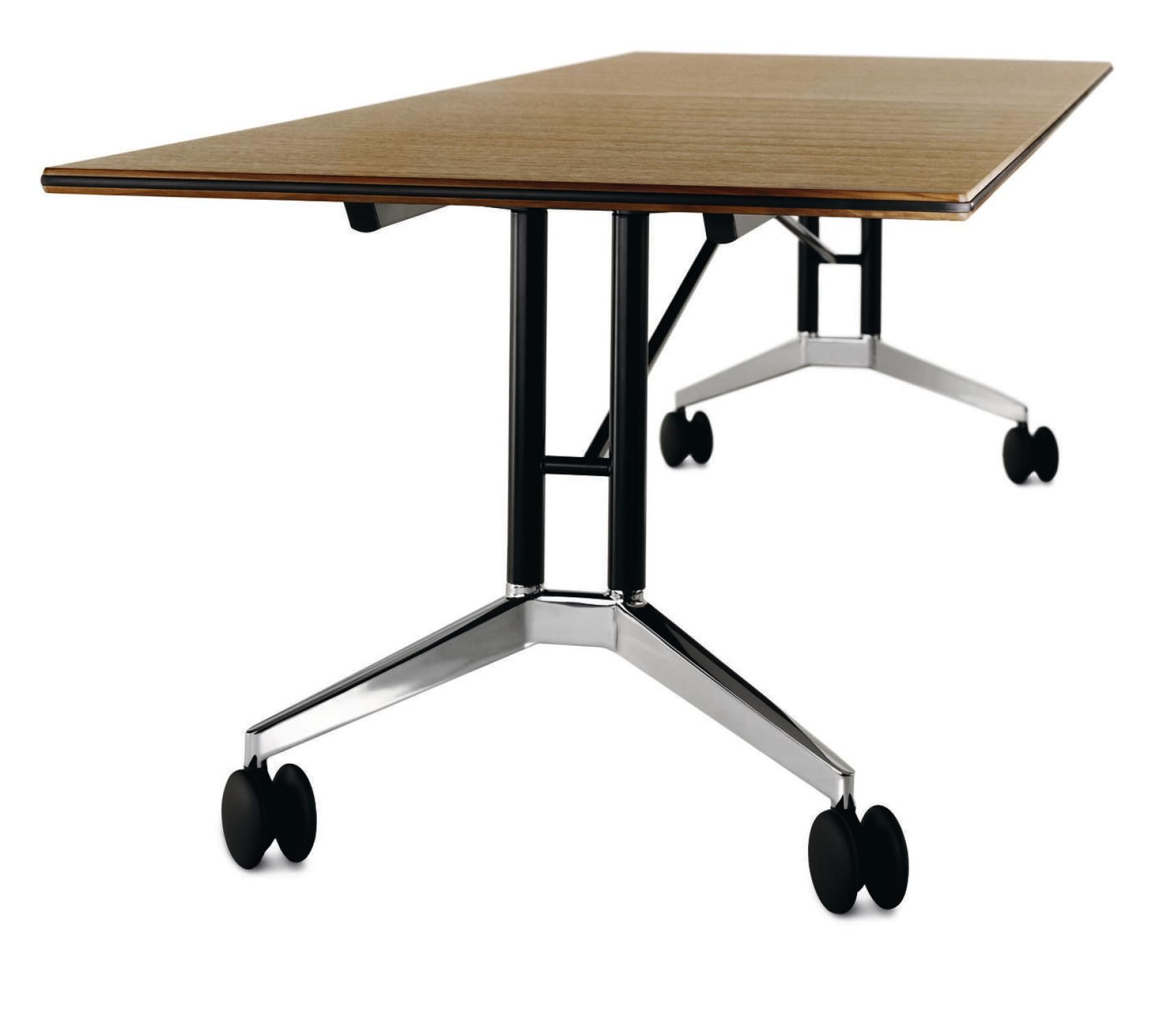 office tables on wheels. CONFAIR Folding Table | Foldable Conference Design: Andreas Störiko Dynamic. Space-saving. Superbly Designed. Office Tables On Wheels
