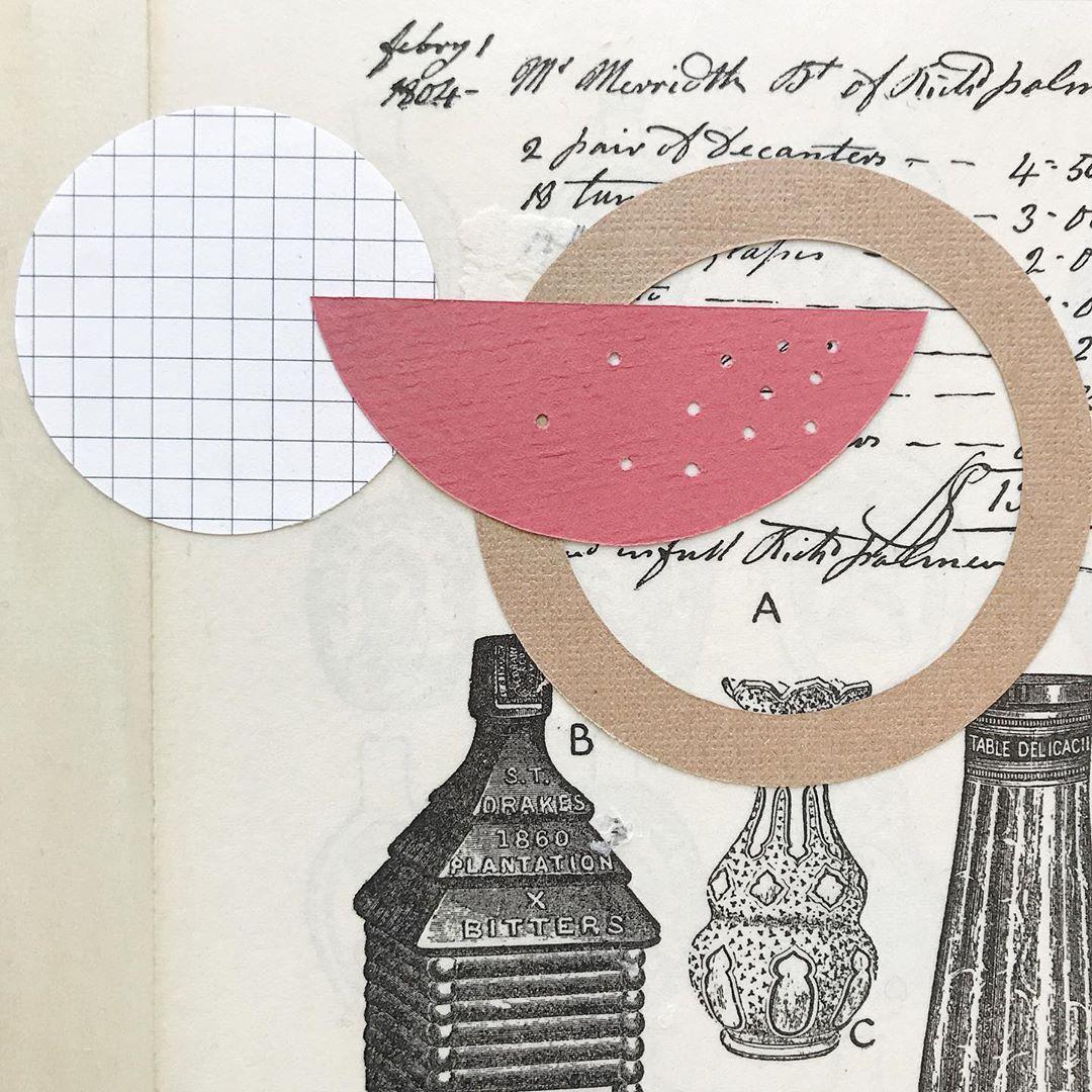 ✂️ . .  #illustration #crafts #paperart #paperdesign #paper #artfart #sketchbook #artwork #paper #sketch #art #drawing #handmade #collage #papercollage #doodle #abstract